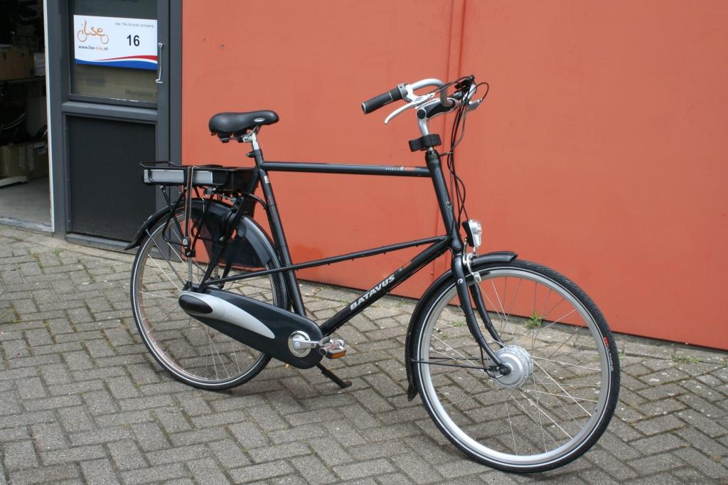 eigen fiets ombouwen tot elektrische fiets